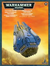 Space Marine Drop Pod