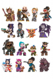League of Legends Mystery-Figuren