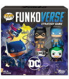 DC Comics Funkoverse Brettspiel Strategy Game *Deutsche Version*
