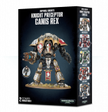 Imperial Knights Knight Preceptor Canis Rex