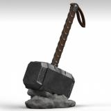 Mega Thor Hammer Spardose