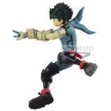My Hero Academia The Amazing Heroes PVC Statue Izuku Midoriya 14 cm