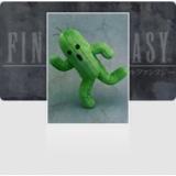 Final Fantasy Plüsch Kaktor