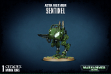 Astra Militarum Scout Sentinel