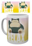 Pokémon Tasse Relaxo