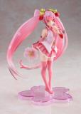 Vocaloid PVC Statue Hatsune Miku Sakura Miku 2021 Ver. 18 cm