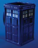 Doctor Who Tardis Tasse